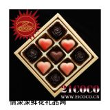 精美巧克力,21COCO 巧克力 新商城入驻 比利时纯手工巧克力